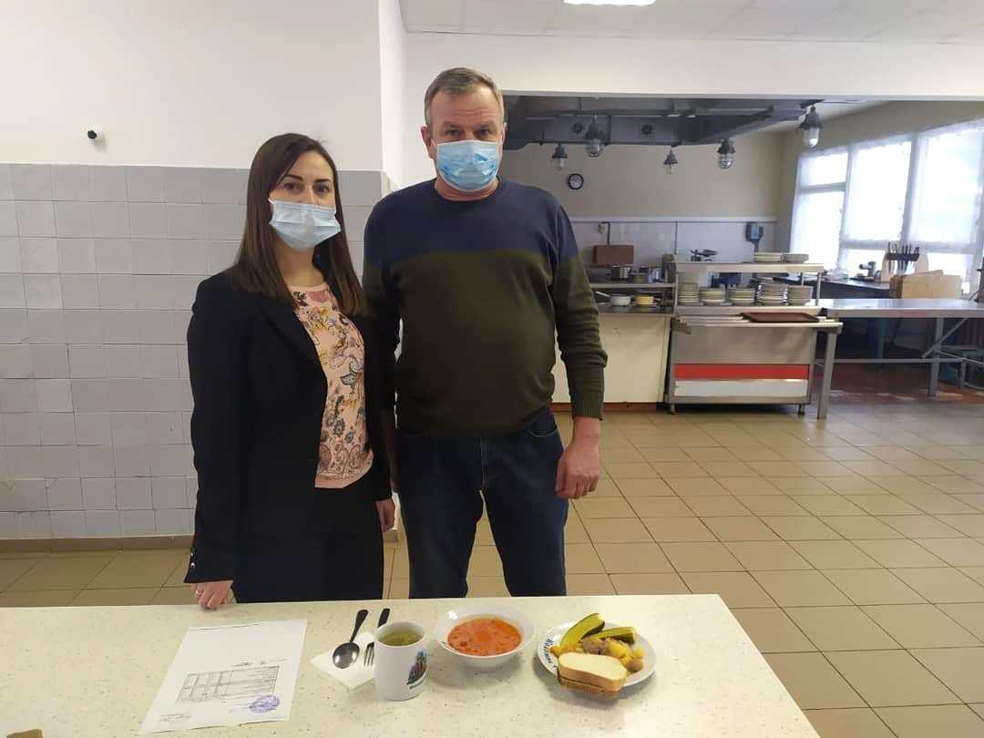 Депутаты проверили качество питания в школах Коломны и Озер