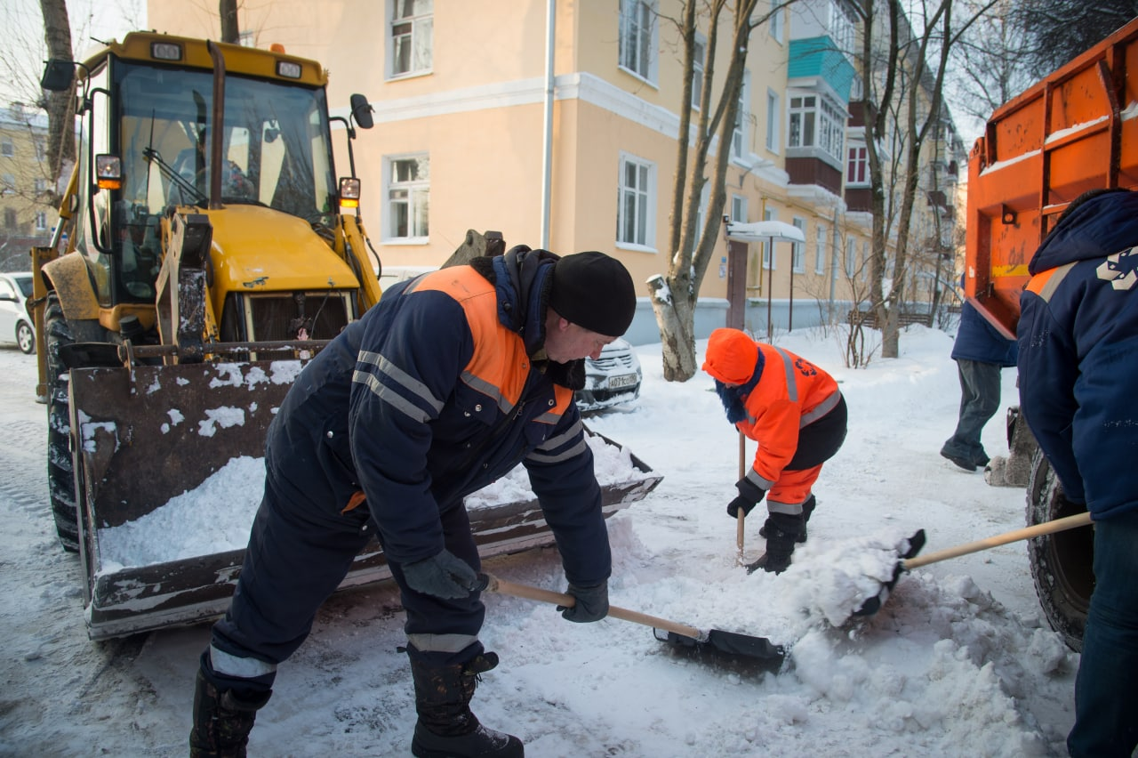 Коммунальные службы Коломны готовы встретить самый сильный снегопад за последние несколько лет