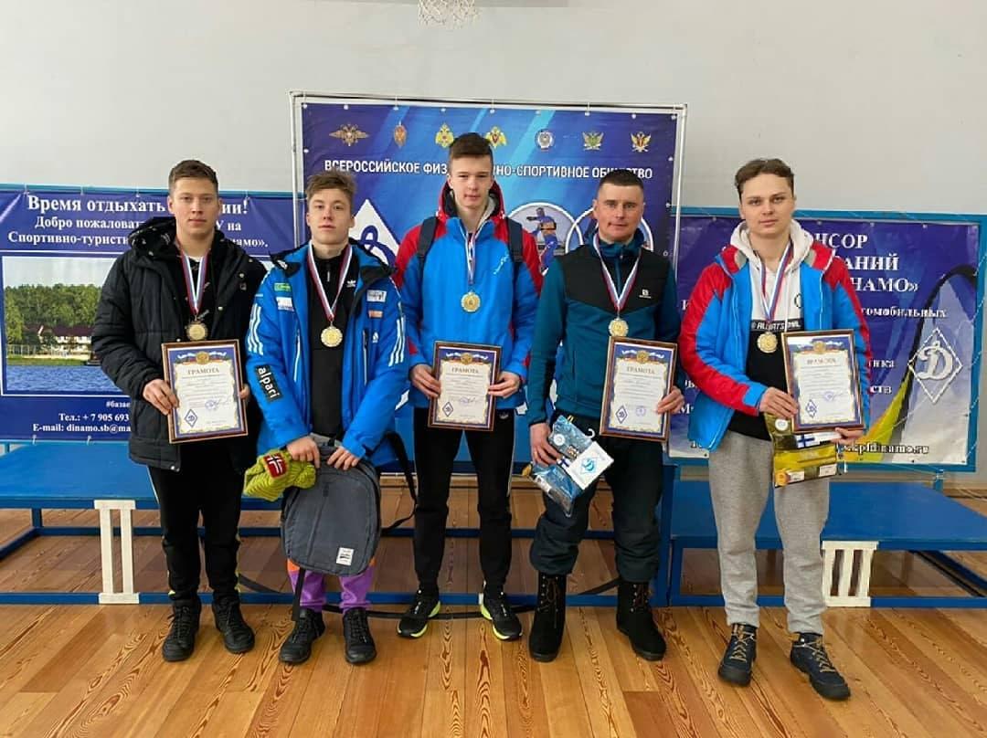КОЛОМНАСПОРТ - Спорт в Коломне Коломенцы стали призерами «Лыжни России»