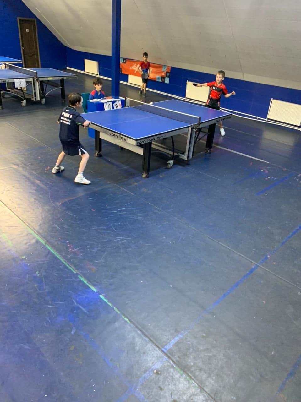 Теннисисты из Озёр выступили на Мемориальном турнире по настольному теннису памяти С.Д. Шпраха