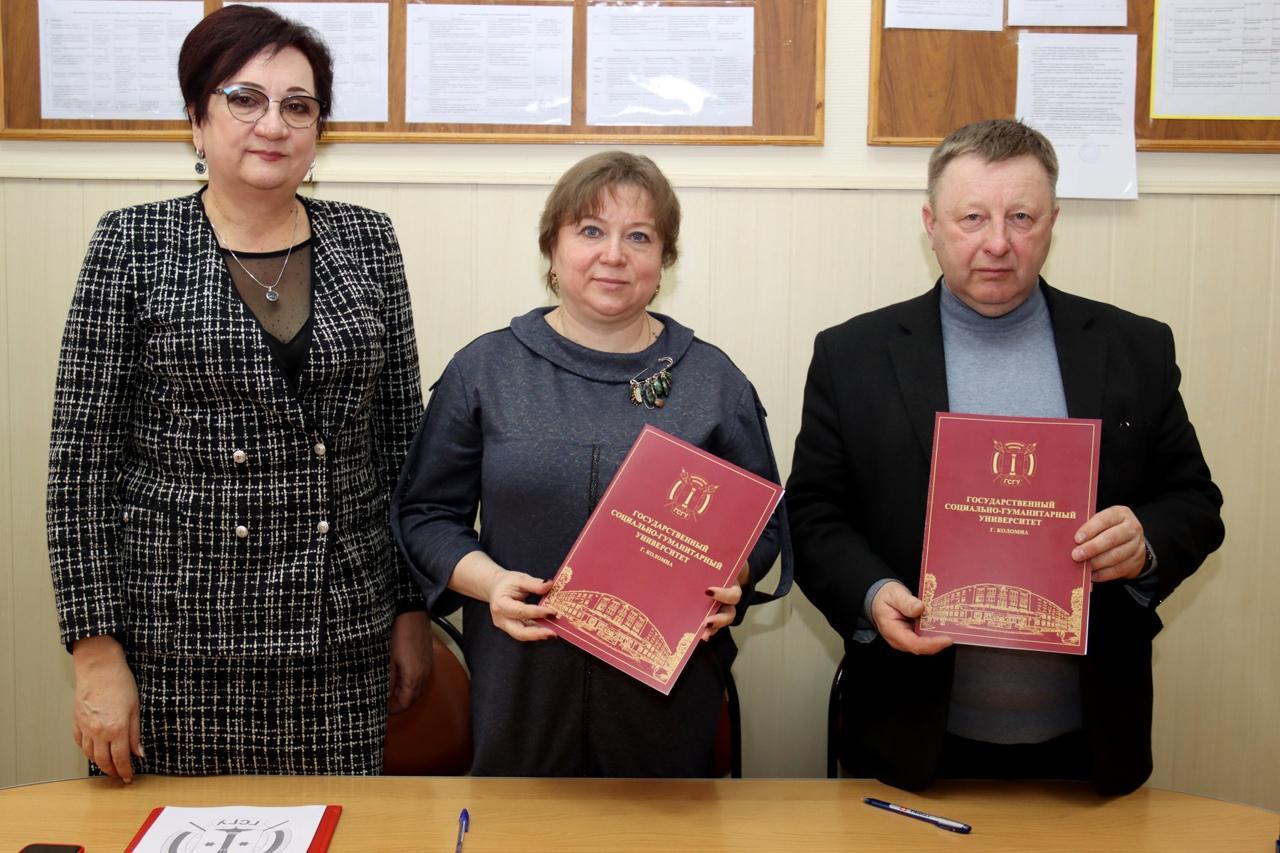 Представители коломенского вуза провели профориентационную работу в двух озерских школах