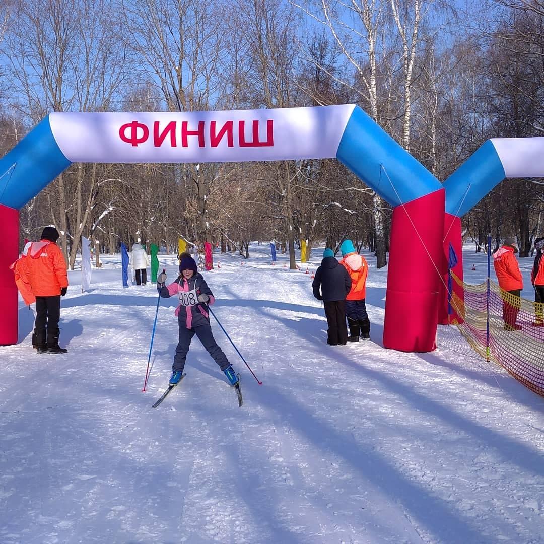 В Коломне подвели итоги соревнований «Быстрая лыжня»