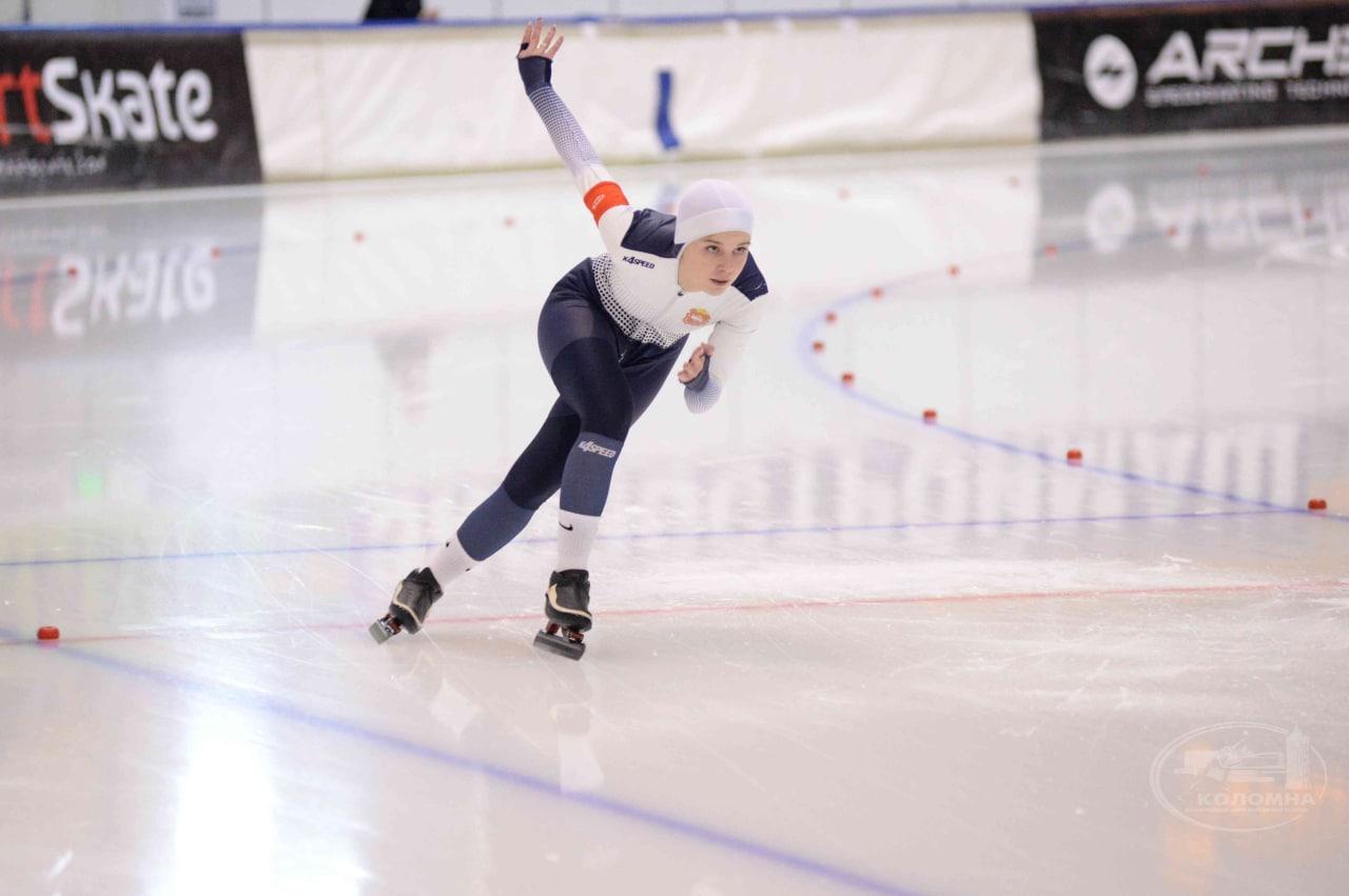 КОЛОМНАСПОРТ - Спорт в Коломне В Коломне прошли всероссийские соревнования «Золотые коньки»