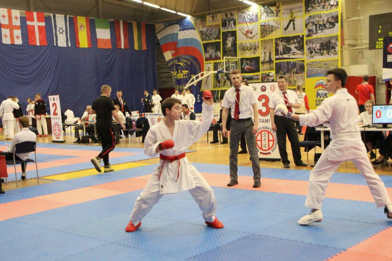 Коломенские спортсмены завоевали 50 медалей в Лобне
