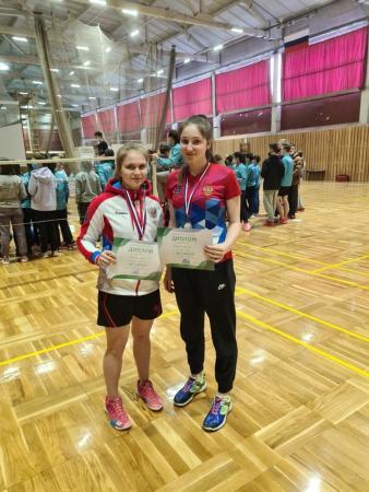 КОЛОМНАСПОРТ - Спорт в Коломне Коломенцы стали бронзовыми призерами на всероссийских соревнованиях по бадминтону