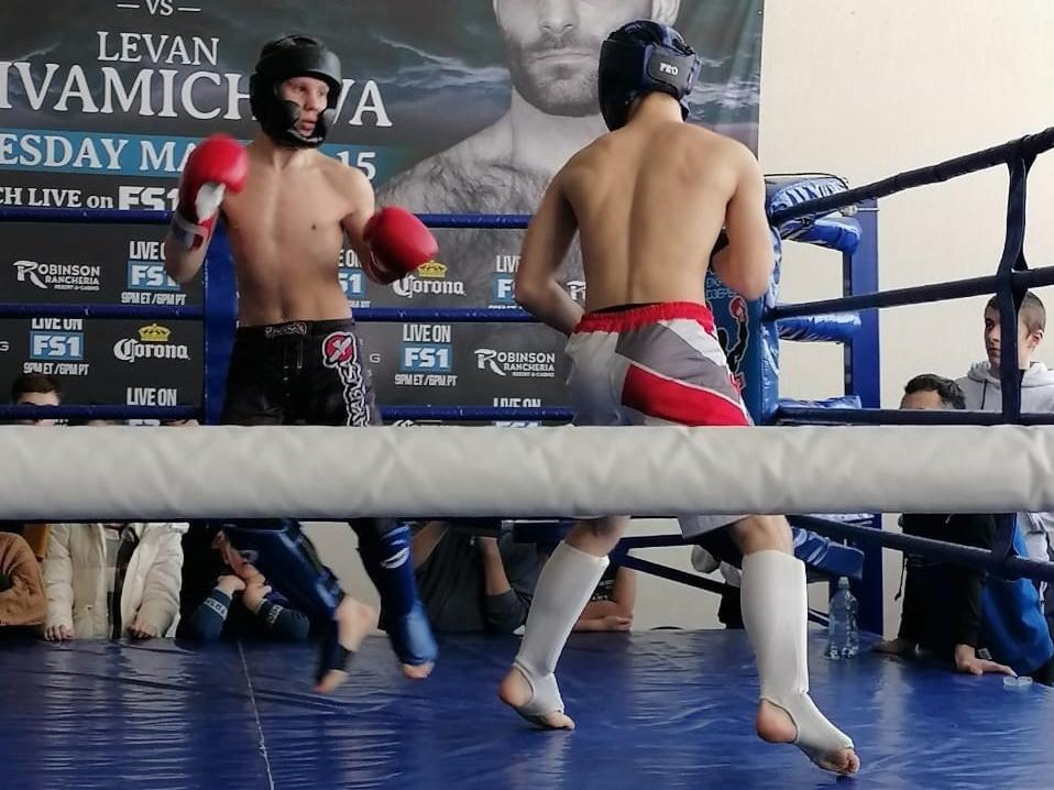 КОЛОМНАСПОРТ - Спорт в Коломне Озёрские юноши успешно выступили на турнире по кикбоксингу
