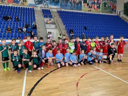 КОЛОМНАСПОРТ - Спорт в Коломне В Озёрах провели турнир по мини-футболу среди детских команд