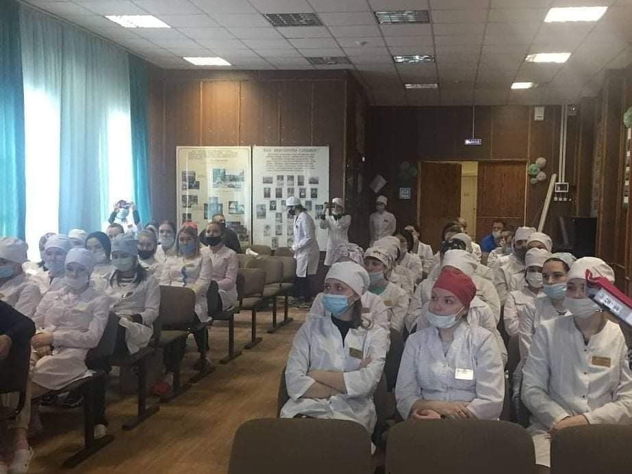 Коломенская больница приняла участие в «Ярмарке вакансий»