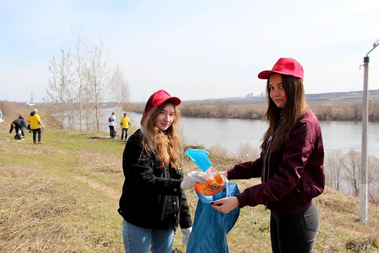Общеобластной субботник пройдет в Коломне и Озерах 24 апреля