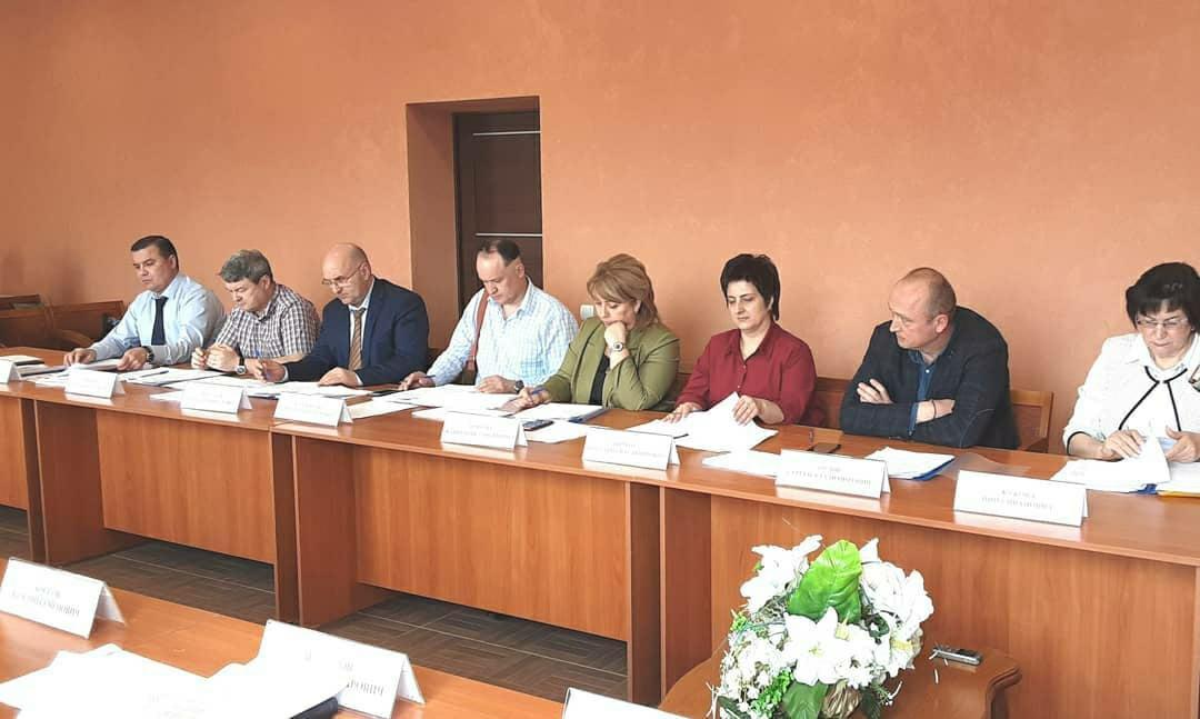 Заседание Совета депутатов Городского округа Коломна 15 апреля 2021 г