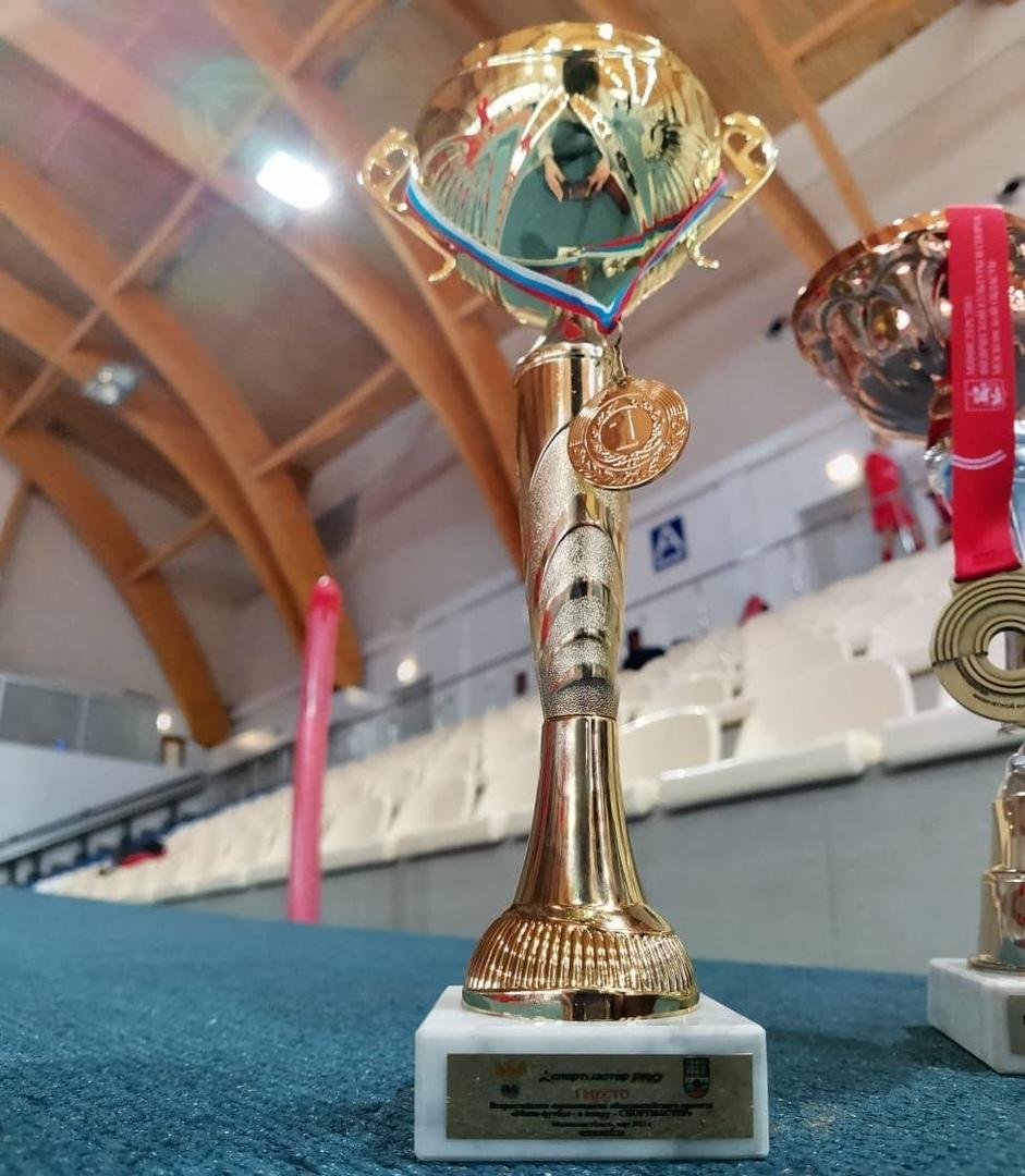 Коломенские школьники отправились на Чемпионат России по мини-футболу