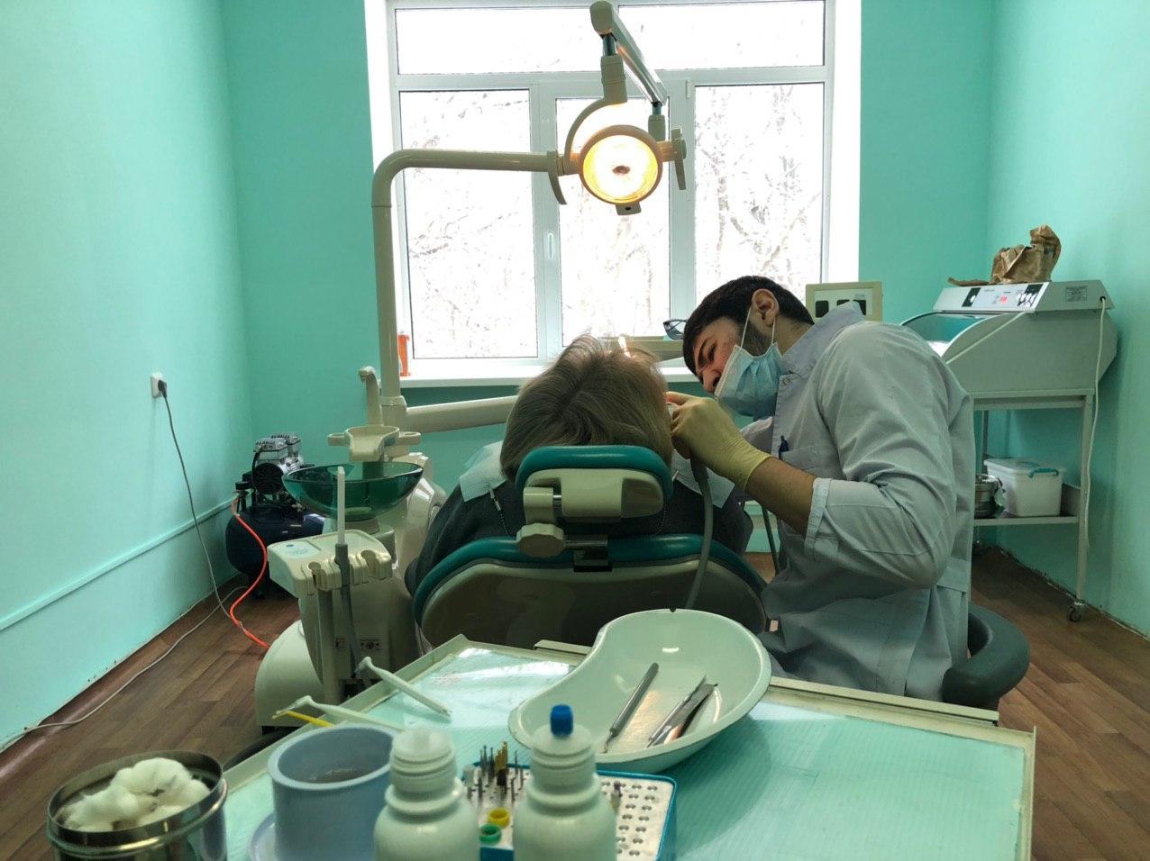 Почти 11 тысяч медуслуг оказала жителям стоматологическая поликлиника ОЦРБ в первом квартале