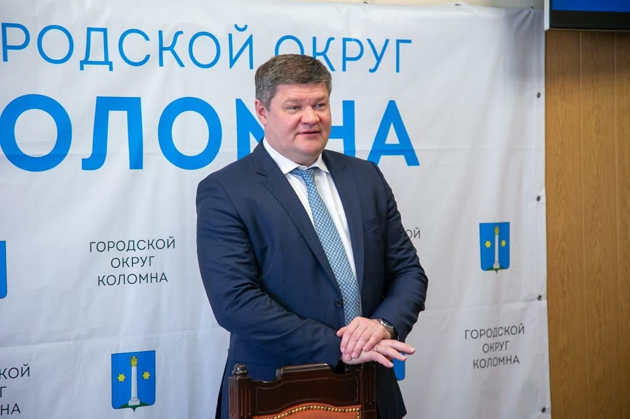Денис Лебедев поздравил сотрудников администрации с Днем местного самоуправления