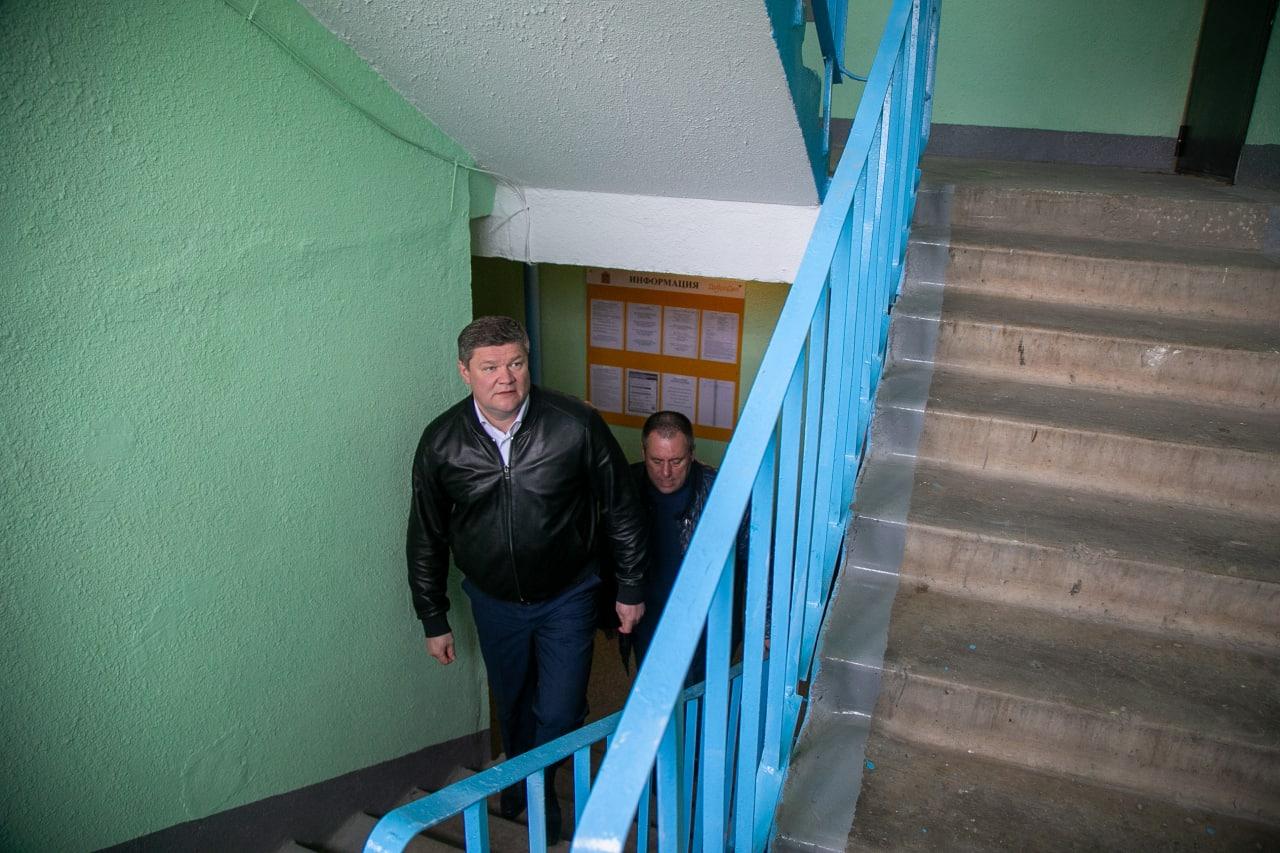 В 2021 году в Коломне и Озерах отремонтируют 352 подъезда