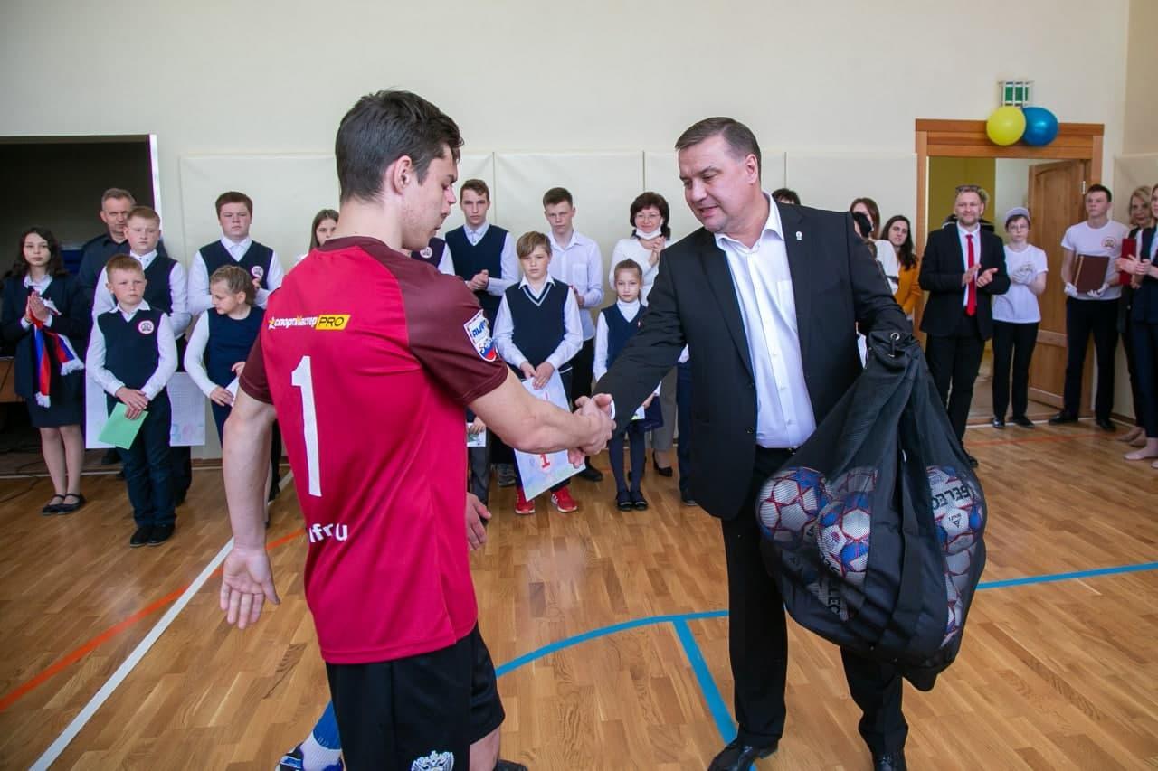 Юные коломенцы – бронзовые призеры Чемпионата России по мини-футболу