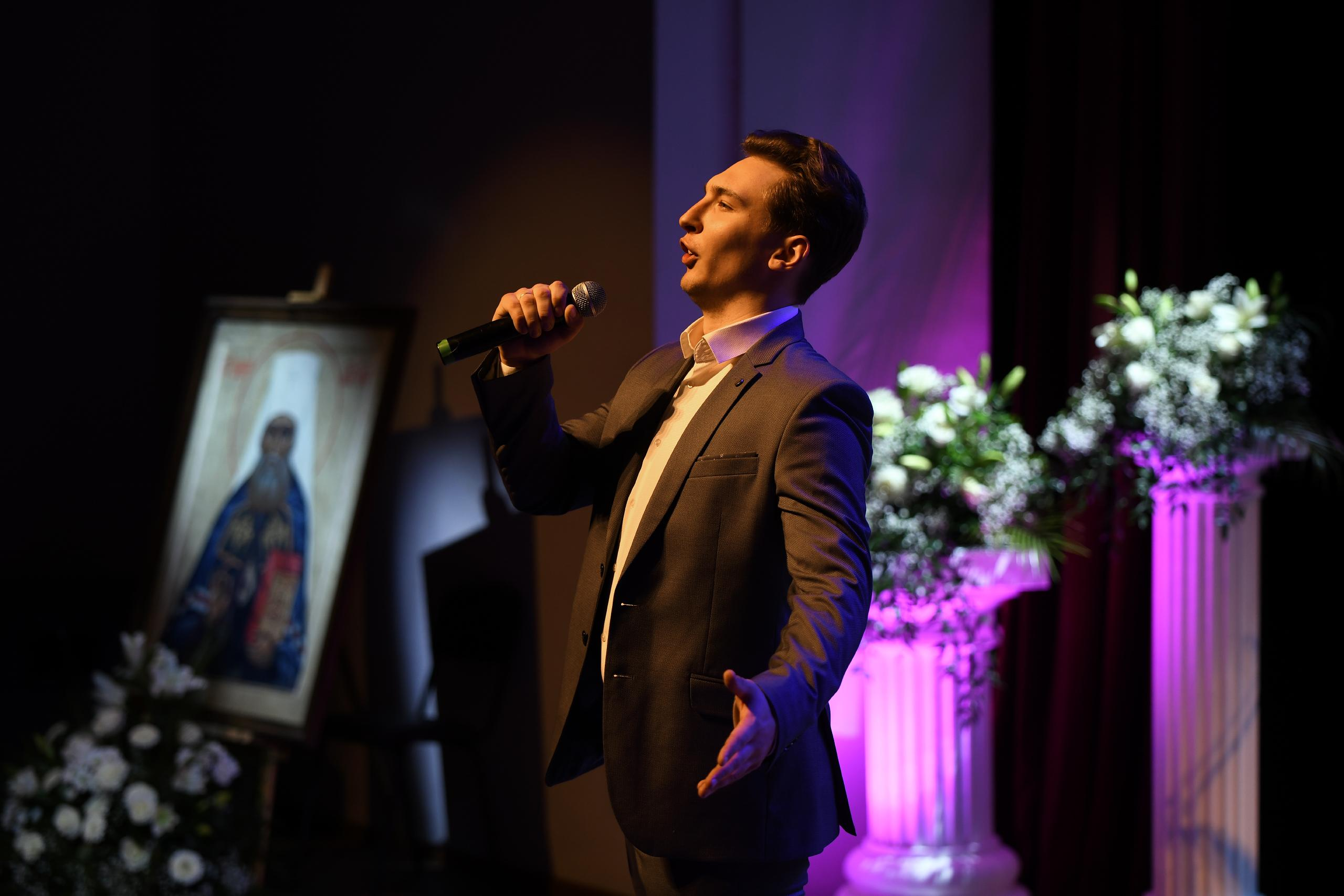 Гала-концерт призеров фестиваля духовной песни имени святителя Филарета состоялся в Коломне