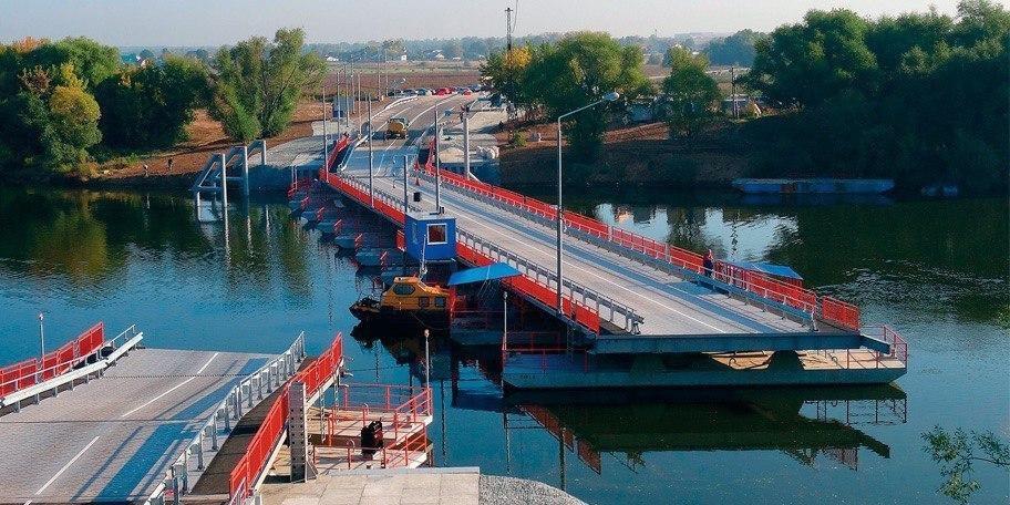 В Коломне закрыт Бобреневский мост в связи с высоким уровнем воды