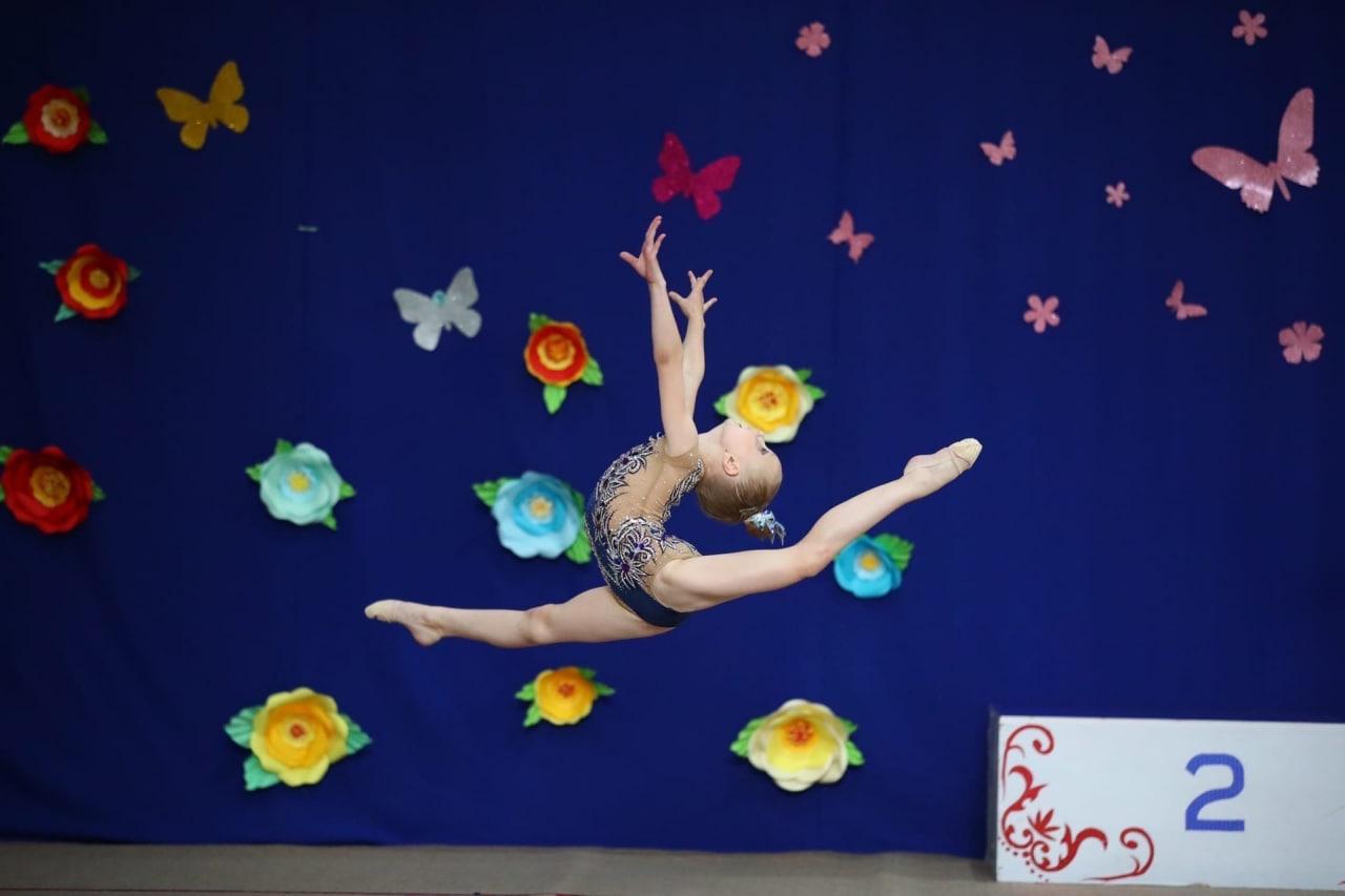 КОЛОМНАСПОРТ - Спорт в Коломне 11 медалей привезли озёрские гимнастки с соревнований