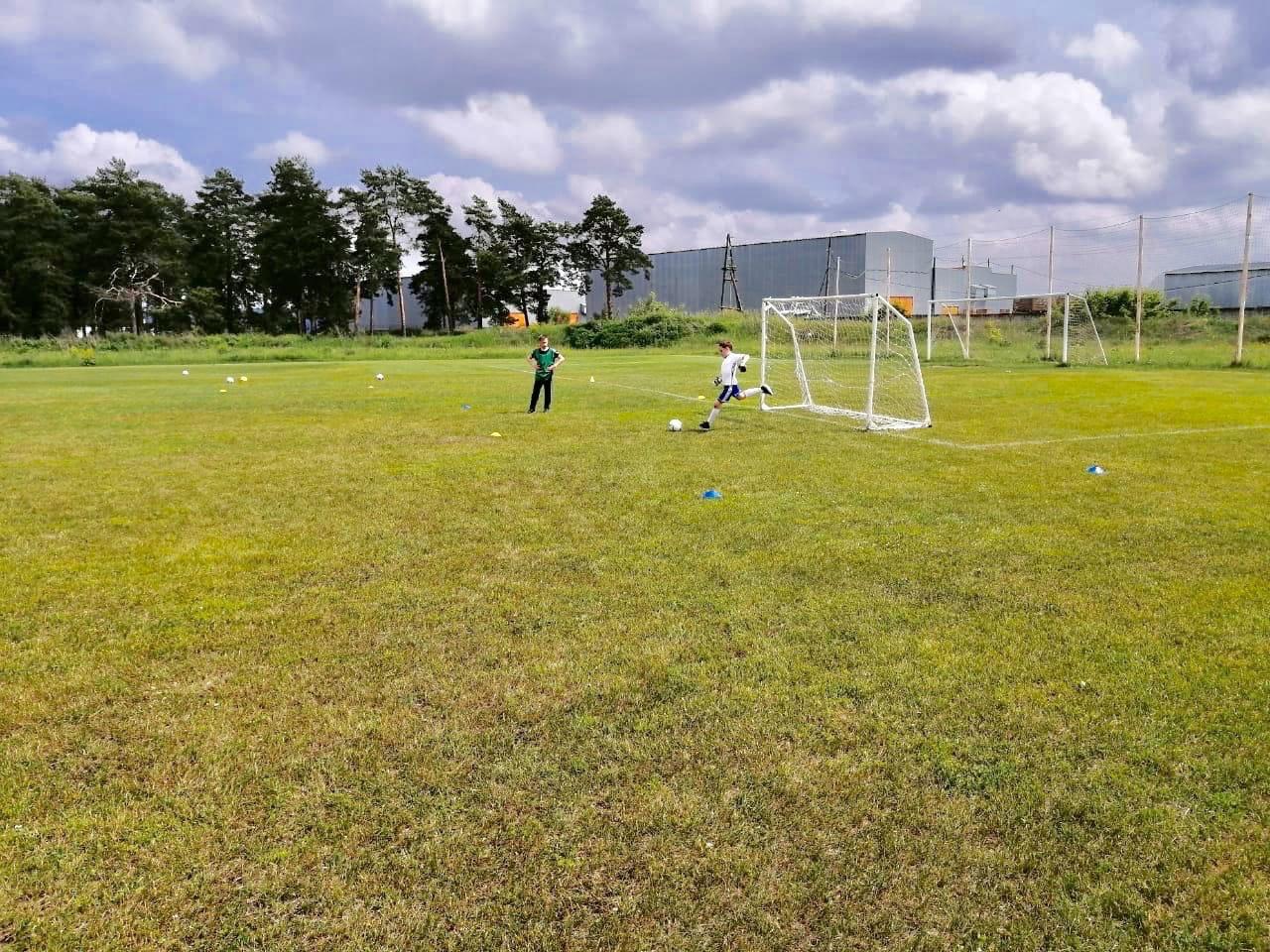 КОЛОМНАСПОРТ - Спорт в Коломне Озёрские футболисты приняли участие в турнире, посвященном Дню России