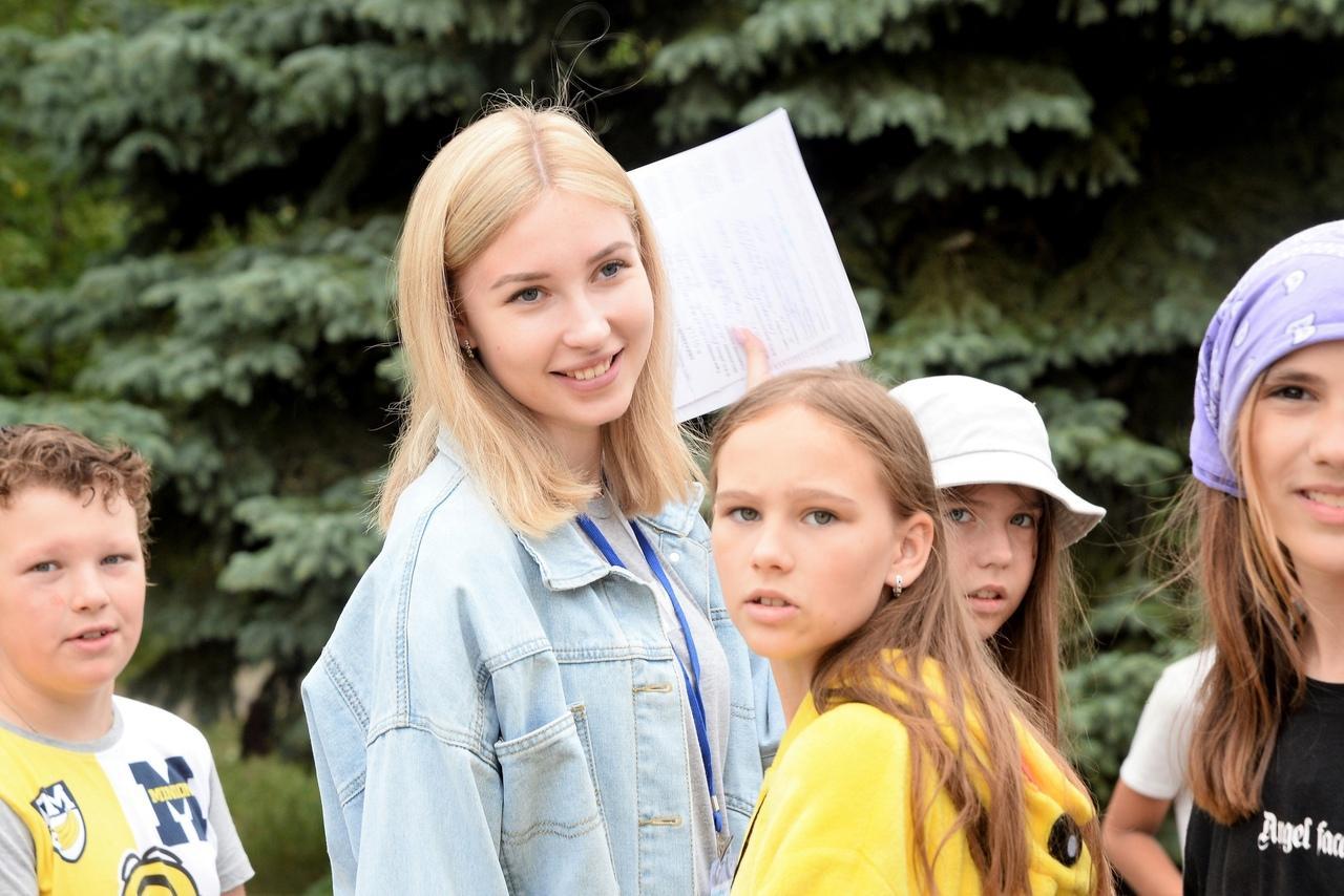 Самый большой десант студентов ГСГУ отправился работать в лагерь «Метеор»