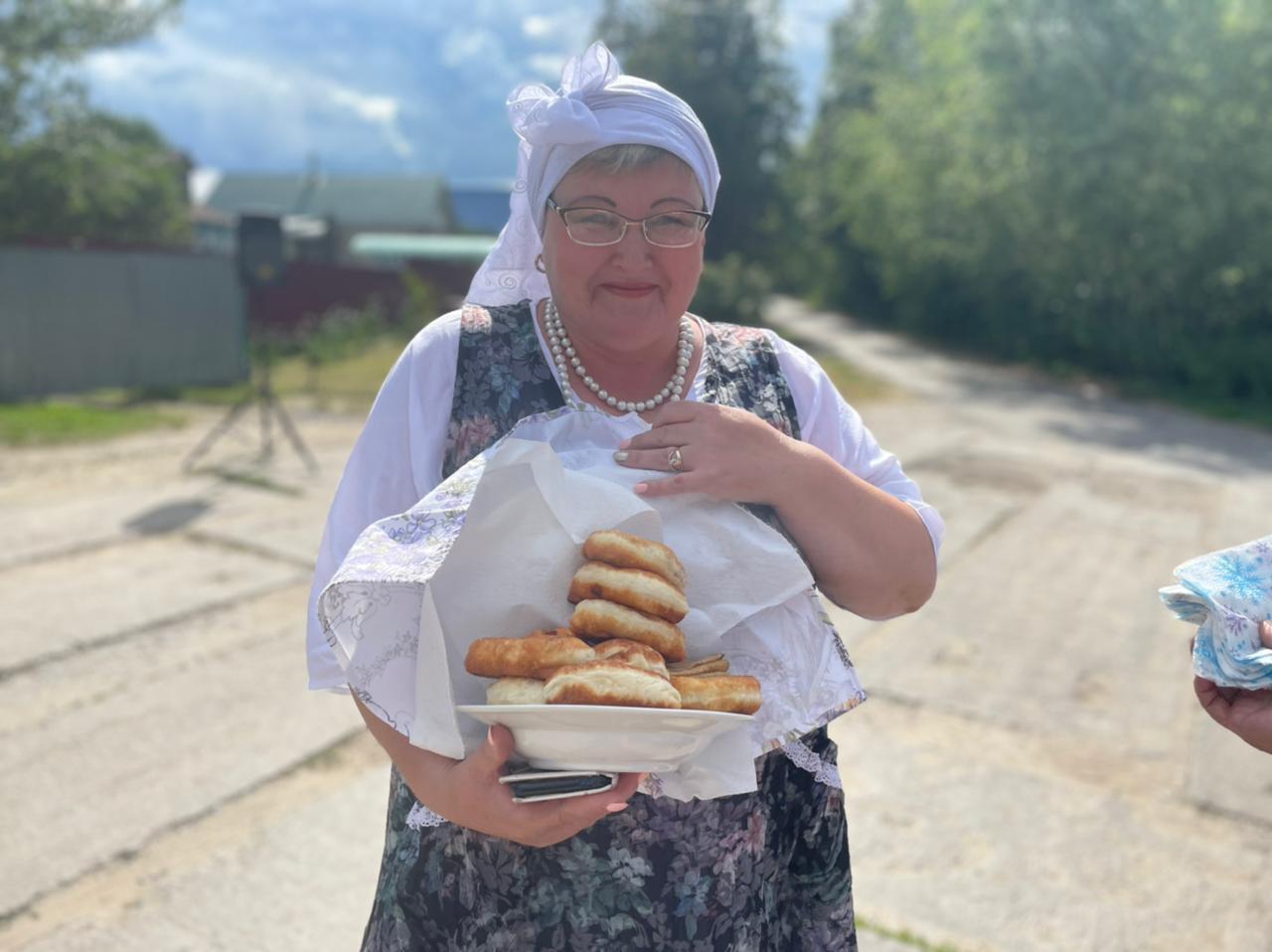 День села отметили в Щепотьеве, Апраксине, Васильеве и Большом Колычёве