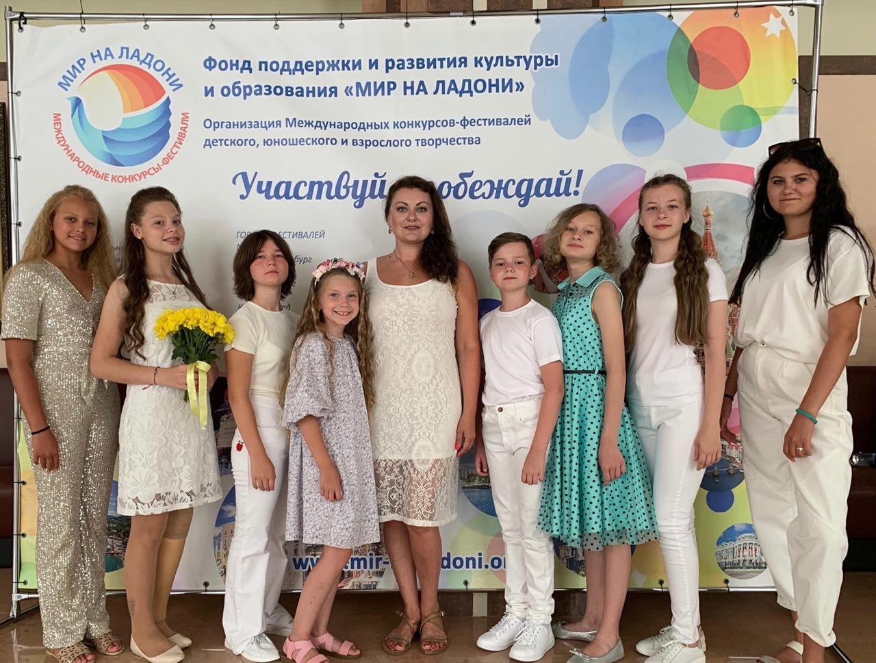 «Голоса Коломны» — победители международного конкурса
