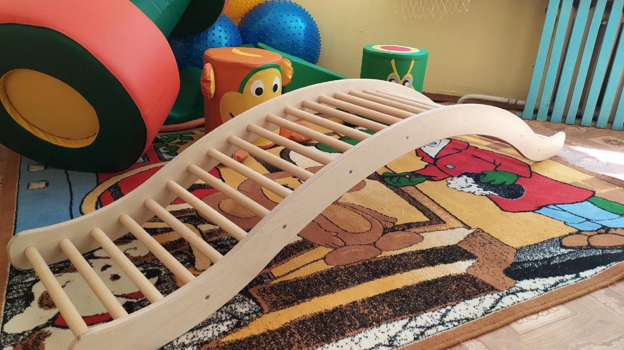 Новости Коломны   Новое игровое оборудование поступает в коломенские детские сады Коломны Фото (Коломна)   iz zhizni kolomnyi