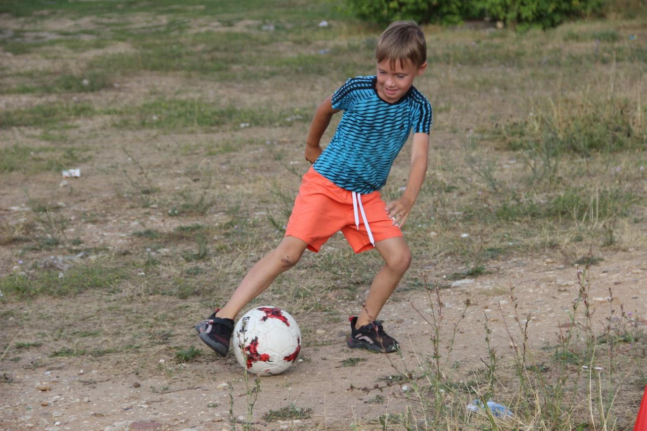 Новости Коломны   Развлекательную программу «Игры нашего двора» провели для озёрских детей Фото (Коломна)   iz zhizni kolomnyi