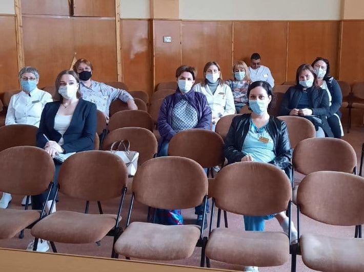 30 сотрудников Коломенской ЦРБ повышают квалификацию
