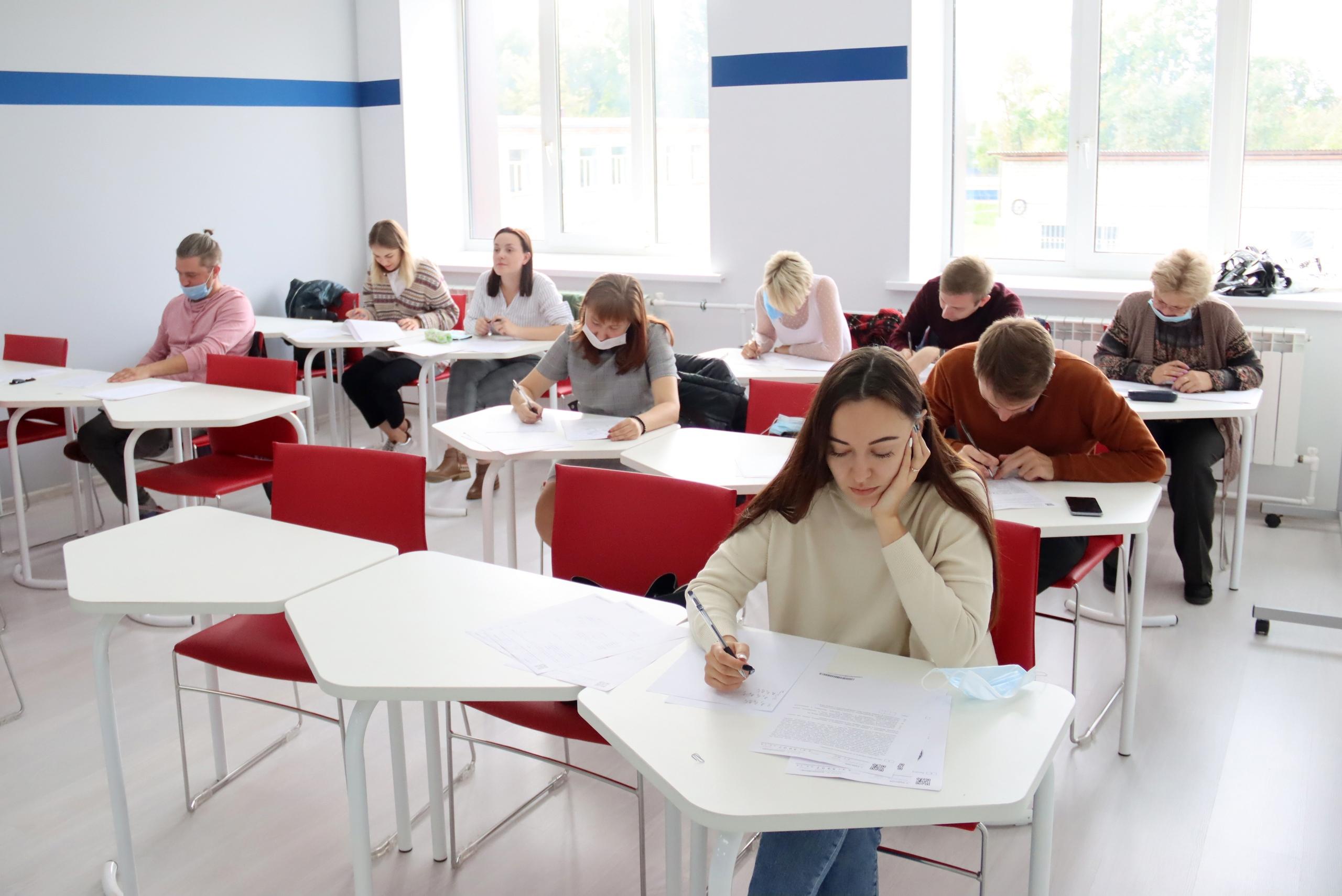 Экзамен пройден, ждем оценки