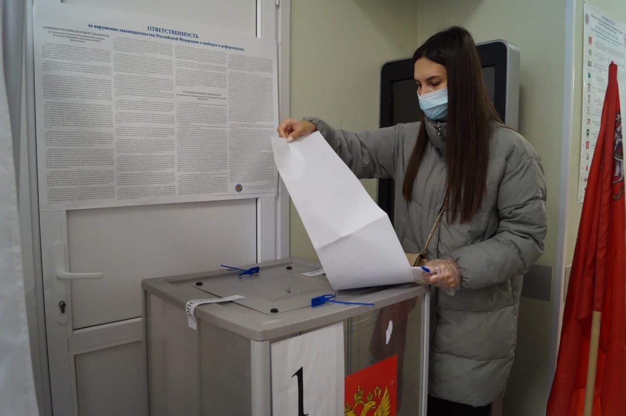 В Подмосковье завершился Единый день голосования