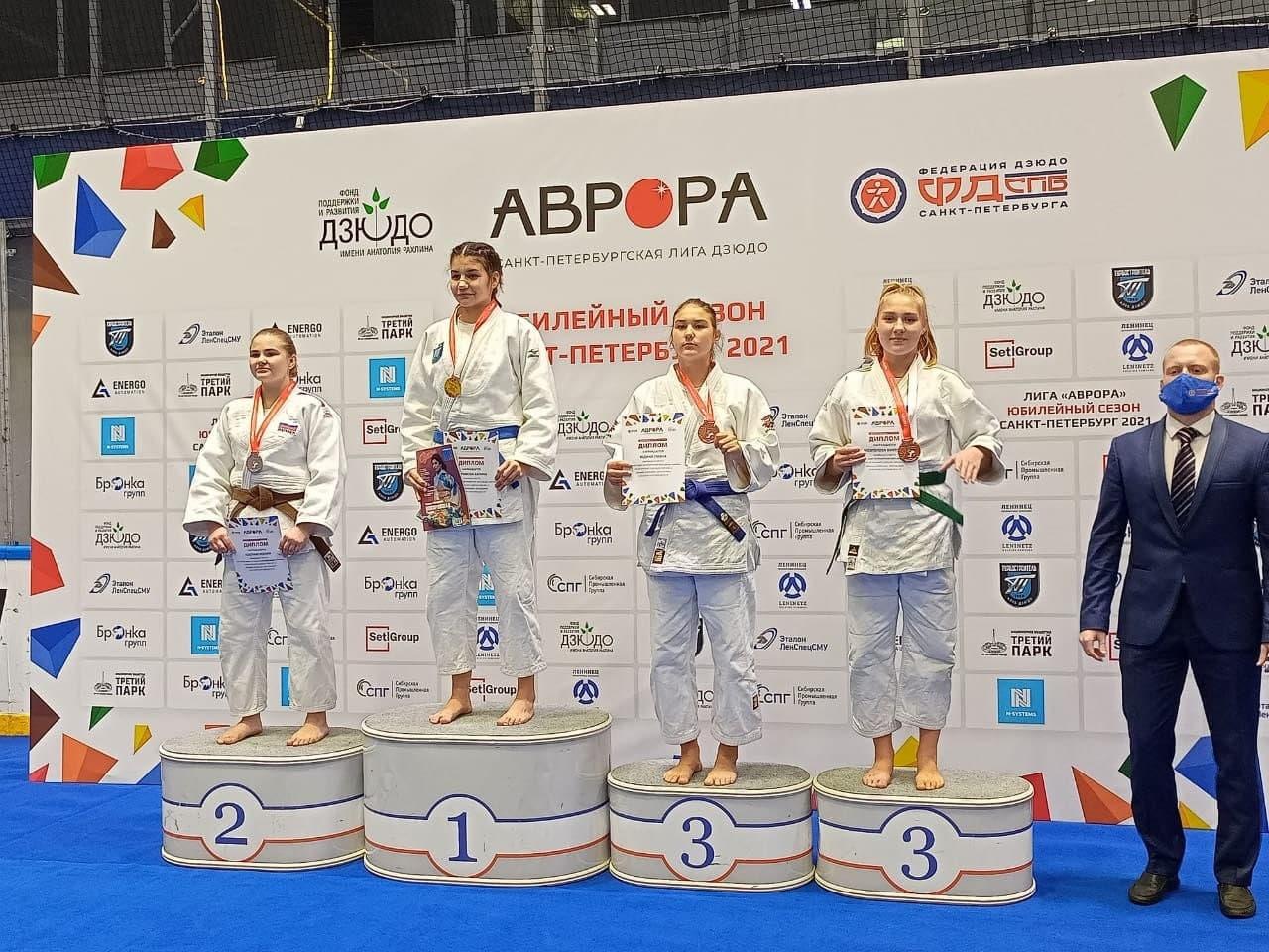 КОЛОМНАСПОРТ - Спорт в Коломне Коломенская дзюдоистка завоевала бронзу на всероссийском турнире