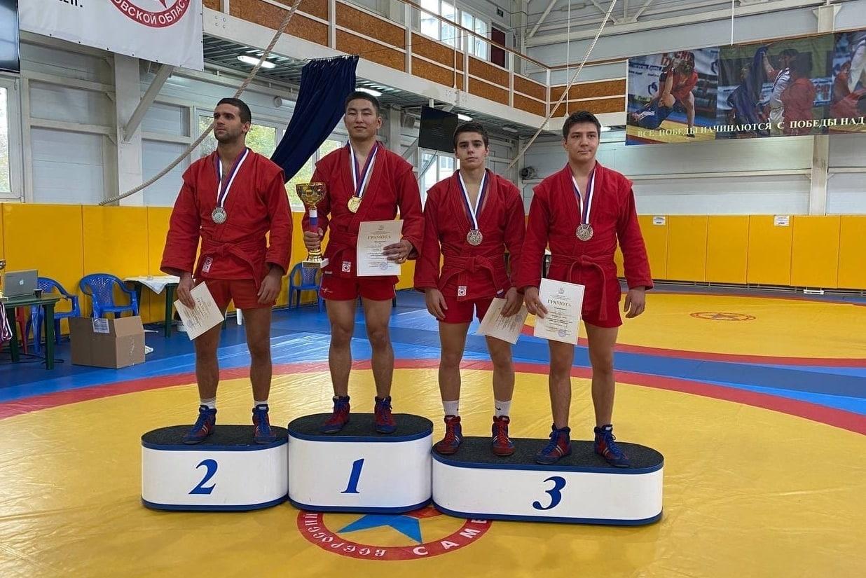 КОЛОМНАСПОРТ - Спорт в Коломне Коломенские студенты привезли медали со Всероссийских соревнований по самбо и дзюдо