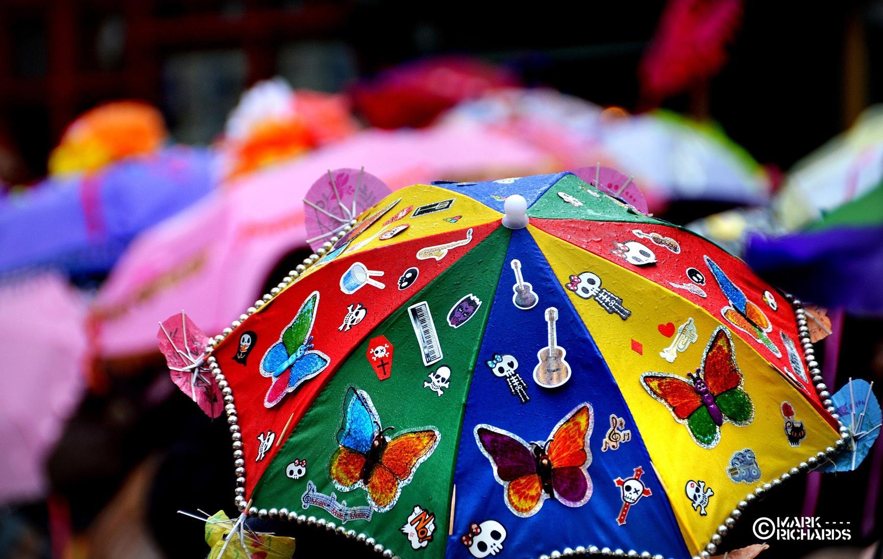 «Парад зонтиков» пройдет в Озёрах