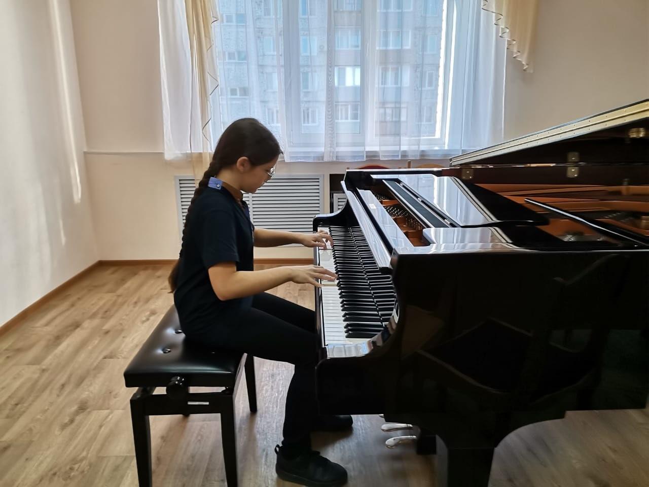Новые инструменты поступили в музыкальную школу Коломны