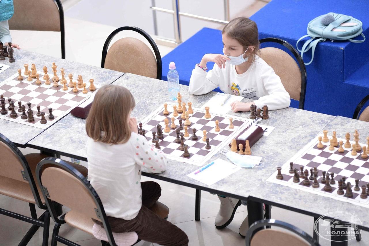 Стартовал международный фестиваль по шахматам «Коломенская верста 2021»