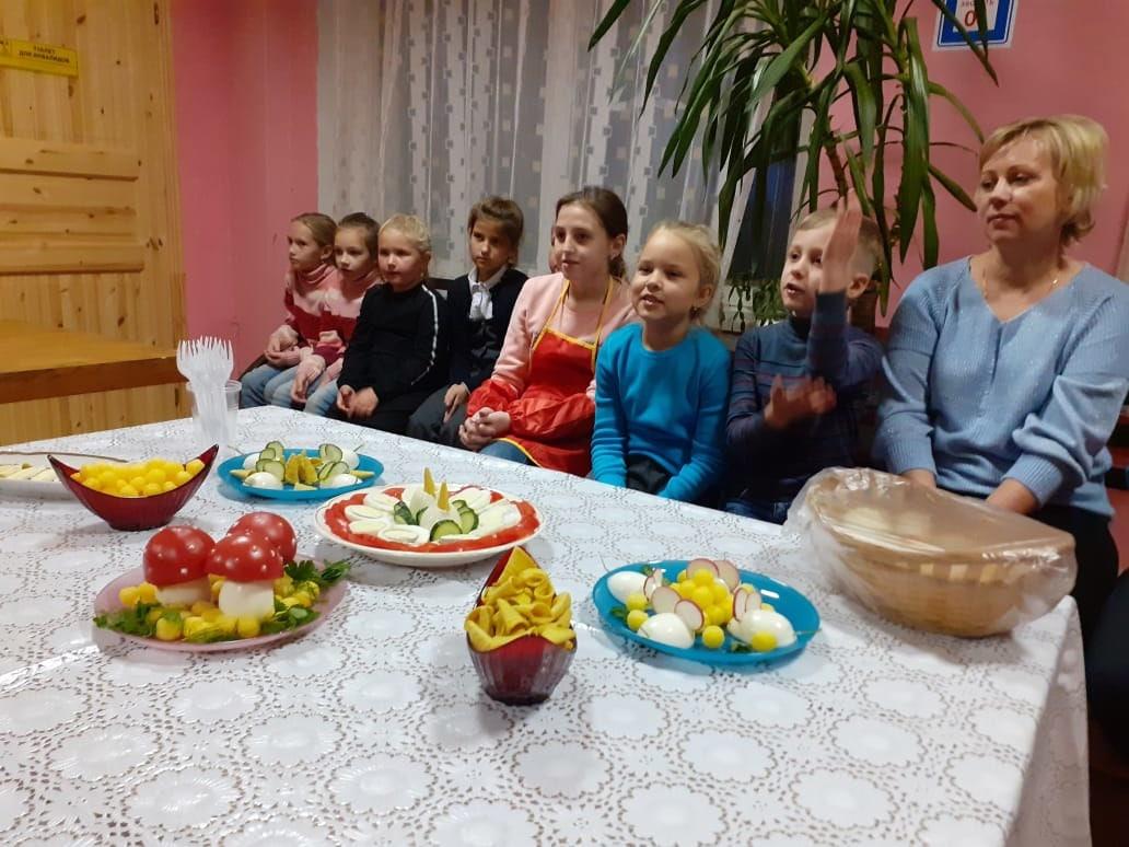 О здоровом образе жизни говорили в сельском доме культуры Озёр