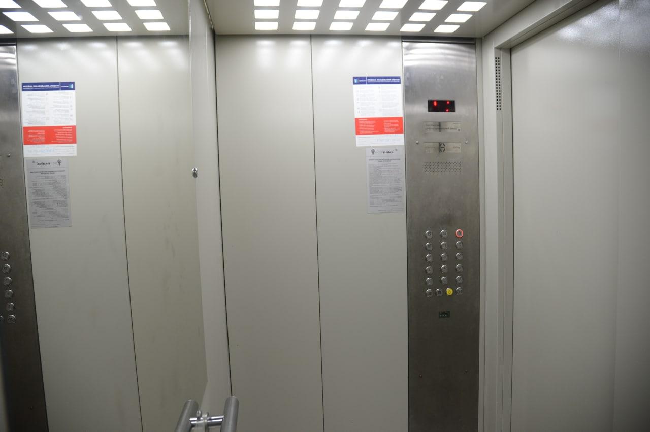 Новости Коломны   В Коломне завершили обновление ещё одного устаревшего лифта Фото (Коломна)   iz zhizni kolomnyi