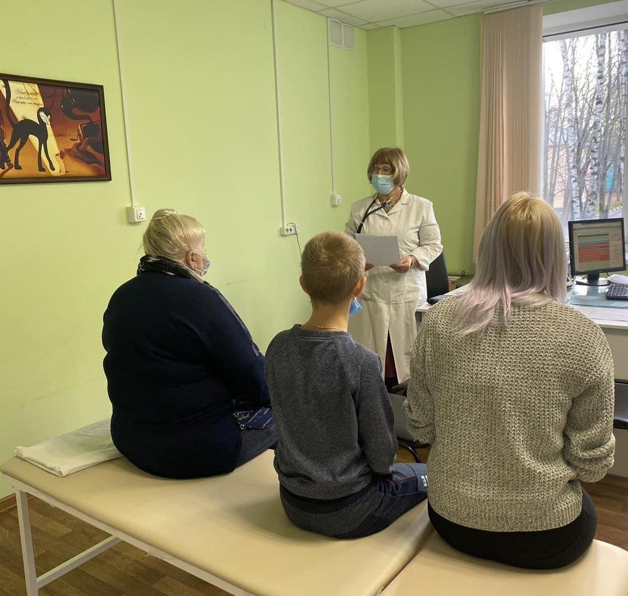 О профилактике работы сердца рассказали коломенские врачи