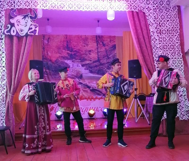 День села прошёл в озёрской деревне Тарбушево