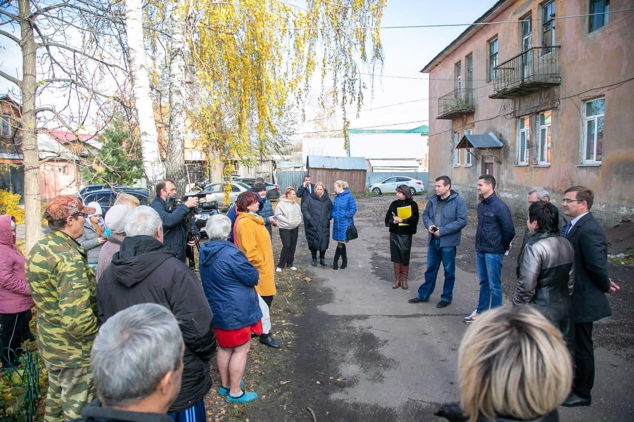 Новая котельная обеспечит теплом жителей многоквартирного дома в Озёрах