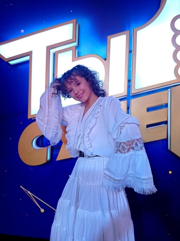 Анна Чевтаева из Коломны вышла в финал конкурса «Ты супер!»