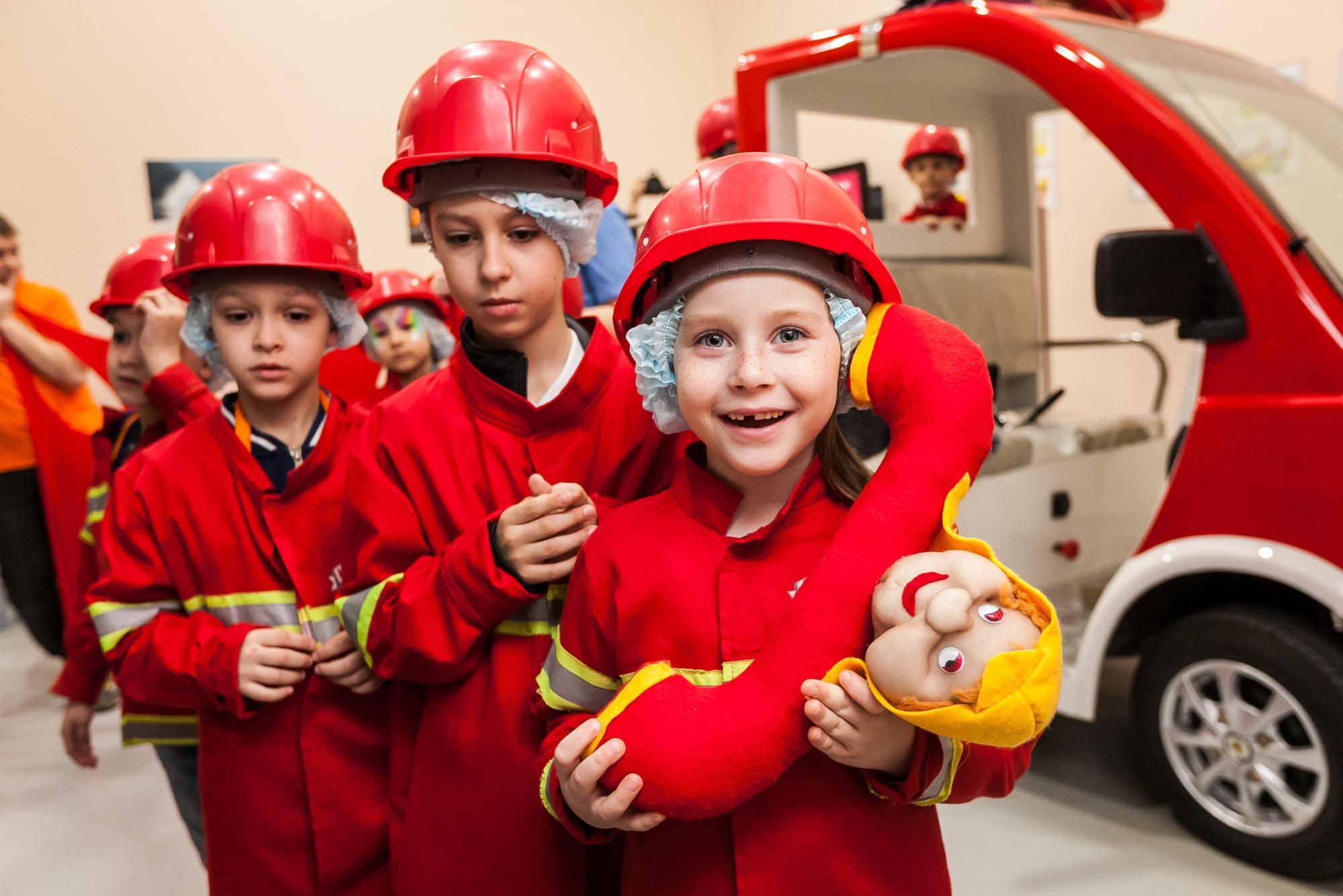 Коломенцы и озерчане могут участвовать в Всероссийской онлайн-олимпиаде по пожарной безопасности